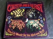 PSYCHEDELIC COUNTRY JOE & THE FISH ELECTRIC MUSIC VANGUARD RECORDS VSD79244 1967