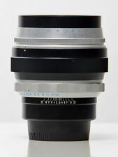 Meyer Optik goerlitz Somnium 1,5/85mm para Nikon