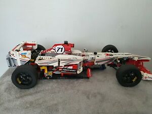 Lego Technic F1 Car 42000 Read description