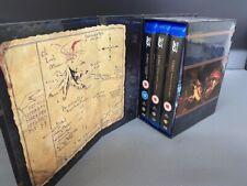 The  Hobbit 3D Complete Extended Edition Motion Picture Trilogy DVD Set Boxset
