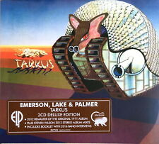 EMERSON LAKE & PALMER / ELP - Tarkus (2 CD Deluxe Set / Digipack)