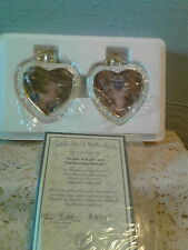 Bradford Editions loves heavenly messengers heirloom porcelain ornament collecti