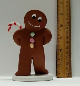 Gingerbread Figurine, SHY GUY,  Goodies and Gumdrops collection