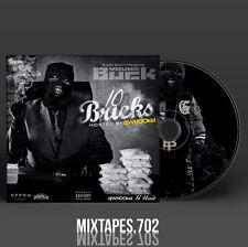 Young Buck - 10 Bricks Mixtape (Full CD/Front/Back Artwork)