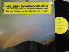 Nielson Symphonie No. 4 The Inextinguishable DGG DIGITAL STEREO 2532029