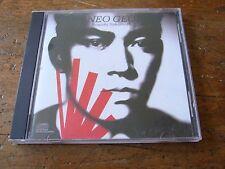 eo Geo by Ryuichi Sakamoto (CD, Oct-1990, Epic (USA)) Rare!