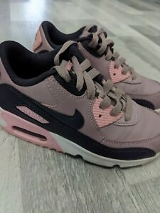 Girls Nike Air Max Trainers Size UK 12