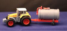 Tractor Trailer/ mit Güllewagen / Mondo Motors/ Metal Body/ 3+ / 1:72 / OVP