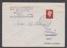 NETHERLANDS AMSTERDAM-PARAMARIBO SURINAME FLIGHT 1949 (ID:383/D36513)
