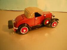 1931 Chevy Sports Cabriolet.. 1/32 Scale MIB  Brown