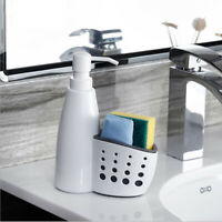 Multifunction Kitchen Liquid Detergent Storage Rack Sponge Drainbo L~jp YK