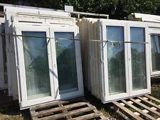 Neu eingetroffen: Kunststofffenster 120x151 (Stulpfenster)