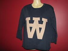 WOOD WOOD Women's Mood Indigo AA Hope Sweatshirt - Size XS - NWT EU135