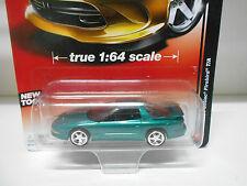 PONTIAC FIREBIRD T/A #5 GREEN AUTO WORLD 1/64
