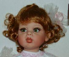 FAYZAH SPANOS Vinyl Doll TU-TU CUTIE PETITIE Boxed ADORABLE!