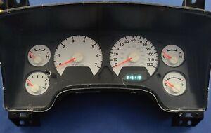 2006 2007 Dodge Ram 1500 2500 3500 speedometer Instrument Cluster 216K