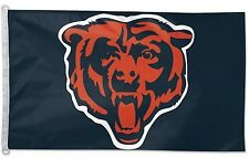 Chicago Bears 3x5 House Flag [New] Nfl Banner Sign Fan Wall Man Cave