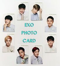 EXO x Nature Republic Official EXO Photo Cards SET