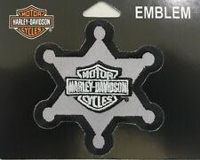 Harley Davidson Kids Badge Bar & Shield Patch Emblem Motorcycle Vest EM038061Y