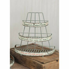 Country new small Thompsons Baked Goods Rack