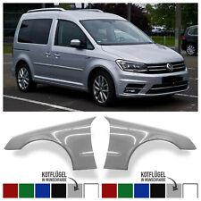 VW Caddy IV ab 2015 KOTFLÜGEL RECHTS ODER LINKS VORNE LACKIERT WUNSCHFARBE