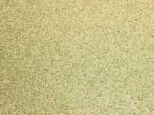 A4 Glitter Card GOLD Cardstock Premium Quality Low Shed 250gsm Packet of 5