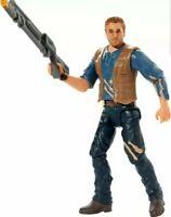 Jurassic World FMM07 Owen Lockwood Battle Mercenary Basic Figure