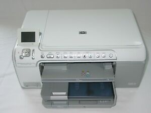 HP Photosmart C5280 All-In-One Inkjet Printer FOR PART NOT WORKING  PLEASE READ