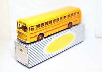 Dinky 949 Wayne School Bus In Its Original Box - Near Mint Vintage Original Rare