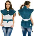 Heating Pad for Neck and Shoulders Electric Wrap for Back Pain Relief - OPEN BOX