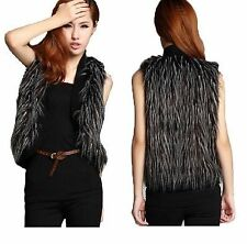 Cropped Casual Waistcoats for Women