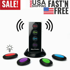 4 In 1 Wireless Alarm Non Lost Electronic Key Pet Finder Locator Remote Control