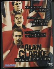 The Alan Clarke Collection - 5-disc Region Free DVD set / Tim Roth, Gary Oldman