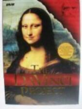 The Da Vinci Project (Boxed Set) DVD & Book in 5 languages
