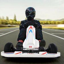 Electric Go Karts 36V 3.6Ah Battery Speed 12-16Km/H Adjustable Frame Length Kart