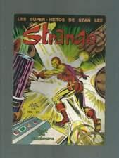 STRANGE N°28 . EO . LUG .  1972 . X-MEN / IRON MAN / LE SURFER D'ARGENT .