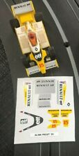 Aurora G+ Thermal Print Decals RENAULT ELF ALAIN PROST