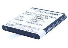 3.7 v Batería Para Falk IBEX 25 IBEX 32 Li-ion Nueva