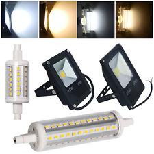 5W 10W 20W R7s J78 J118 LED Security Flood Light Bulb / Outdoor Floodlight Lamp