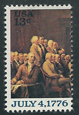 Scott # 1691 ...13 Cents....July 4, 1776.... 25 Stamps