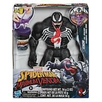 Hasbro Spiderman Maximum Venom Action Figure w/Purple Slime
