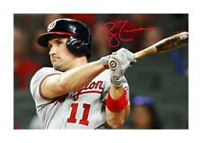 More details for ryan zimmerman 1 washington nationals a4 signed poster choice of frame