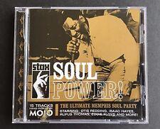 Stax Soul CD -  Otis Redding, Isaac Hayes, Rufus Thomas, Eddie Floyd Albert King