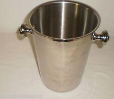 German Gebruder Hepp Exclusiv 18/10 Champagne Wine Drinks Ice Bucket Cooler