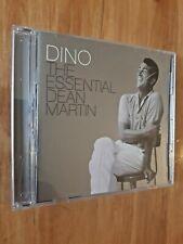 Dino, The Essential Dean Martin Music CD
