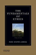 The Fundamentals of Ethics by Russ Shafer-Landau Paperback Book (English)