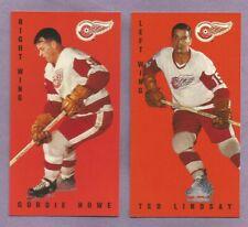 1994-95 Parkhurst 1964-65 Tall Boys Detroit Red Wings Team Set