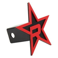 "2"" Black Red Star RBP Hitch Cover Universal Fit Warranty"