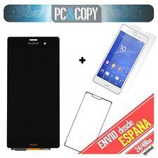 Pantalla completa LCD+TACTIL+adhesivo+cristal templado Sony Xperia Z3 D6603 NEW