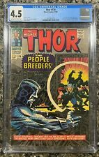 Thor #134 CGC 4.5 - 1st Appearance High Evolutionary Guardians of the Galaxy